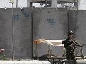 Près Talibans s'évadent d'une prison afghane