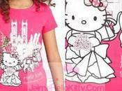 Quand Hello Kitty prend pour Kate Middleton