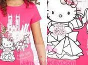 Quand Hello Kitty prend pour Kate Middleton