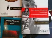 Rencontre avec l'écrivain argentin Andrés Neuman. Jeudi avril librairie.