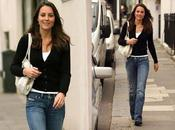 Kate Middleton mode casual l'avant Buckingham