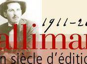 Brand Content Evénementiel Gallimard siècle d'édition