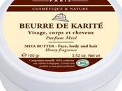 Dans famille Cattier, j'aimerai... beurre karité miel