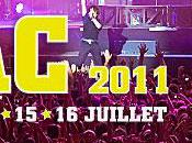 Festival Musilac juillet 2011