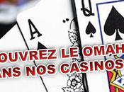 Omaha débarque dans casinos Partouche