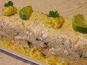 Terrine poissons crevettes mayonnaise maison
