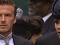 Découvrez tenues invités mariage royal Kate William dont Victoria Beckham