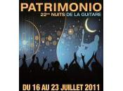 22ème Nuits Guitare Patrimonio