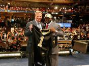 With 28th Pick, Orleans Saints select Mark Ingram.