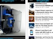 meilleures applications iPhone d'actualités High-Tech, anglais
