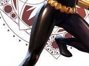 Black Widow rouge noir