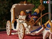 mariage princier version Playmobil