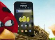 Samsung s'offre Angry Birds pour Galaxy