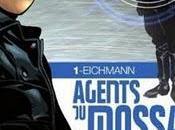 Album Agents Mossad Frédéric Ploquin, Pierre Boisserie Siro