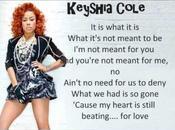 Keyshia Cole choisit impossible