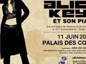 Alicia Keys concert juin toutes infos