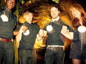 Metronomy Ghostpoet Cabaret Voltaire, Edimbourg avril 2011