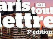 Paris toutes lettres