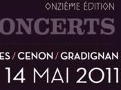 Actu Bordeaux Printemps cinéconcerts jusqu'au 2011