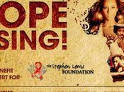 Concert> Hope Rising, lutte contre Sida musique!