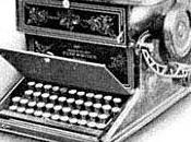 Machines écrire indienne d'une invention américaine