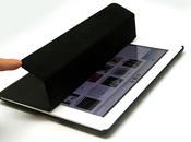 SmartCover protégeant toutes faces l'iPad