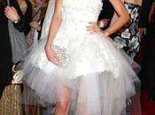 Gala Ball 2011 stars robe mariée hommage Alexander McQueen