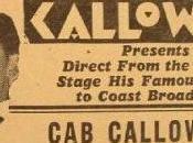 Mercredi 1942 manquez l'enregistrement Quizzicale, show radio Calloway