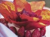 Fromage blanc fraises betteraves