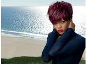 Retour shooting Rihanna pour Vogue d'Avril