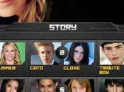 Casting complet film HUNGER GAMES