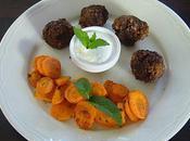 Boulettes Kefta carottes parfumées