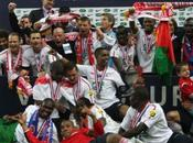 Lille gagne Coupe France