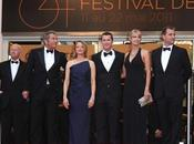 Jodie Foster Gibson montent marches Festival Cannes