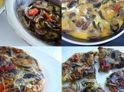 vide congélo, épisode tortilla légumes