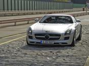 Mercedes Benz Roadster.