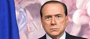 """""""gifle"""" pour Silvio Berlusconi"""