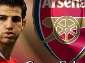 Arsenal Fabregas forfait