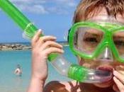 soleil, châteaux sable meilleures destinations plages l'été pour familles