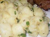 Salade Tiède Pommes Terre