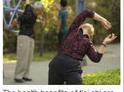 CHI: Bénéfice prouvé pour prévention chutes bien-être psychologique British Journal Sports Medicine