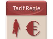 Tarifs Régie Offshore Télérégie partir 58€/jour