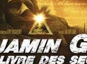 """Benjamin Gates livre secrets"" vidéos (making-of interviews)"