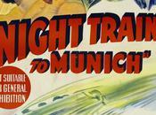 Train nuit pour Munich- NightTtrain Munich, Carol Reed (1940)