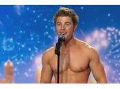 Australia talent candidat déshabille