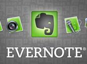 Test Evernote bloc-note dans cloud