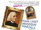 Concert d'orgue Nantua dimanche musique mariale Liszt