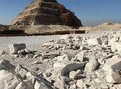 Egypte: pyramides découvertes grâce images satellites infrarouges