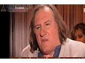 Gérard Depardieu ivre dans émission télé