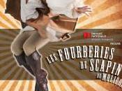 fourberies Scapin août 2011- Salle Albert-Rousseau